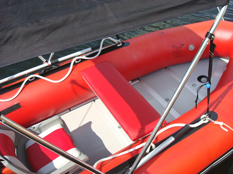 Custom Made Seat Cushions For Saturn Inflatable Boats