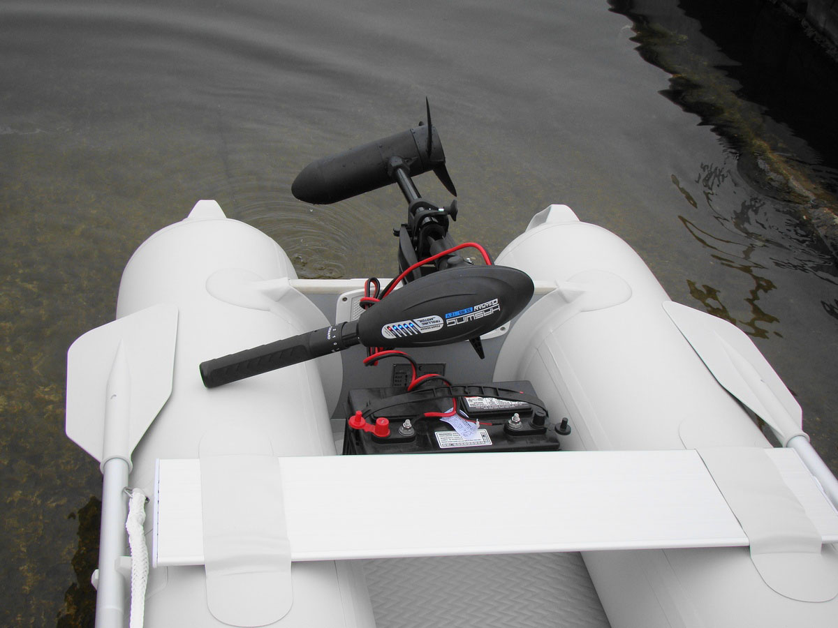 55lbs 12v Short Shaft Electric Trolling Motor For
