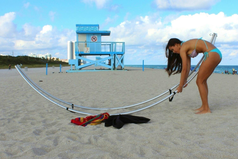 tubular hammock
