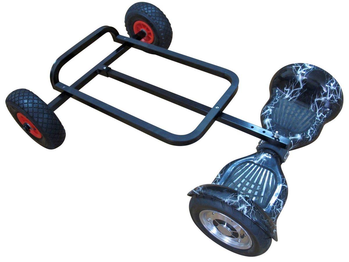 Image result for Hoverboard Cart