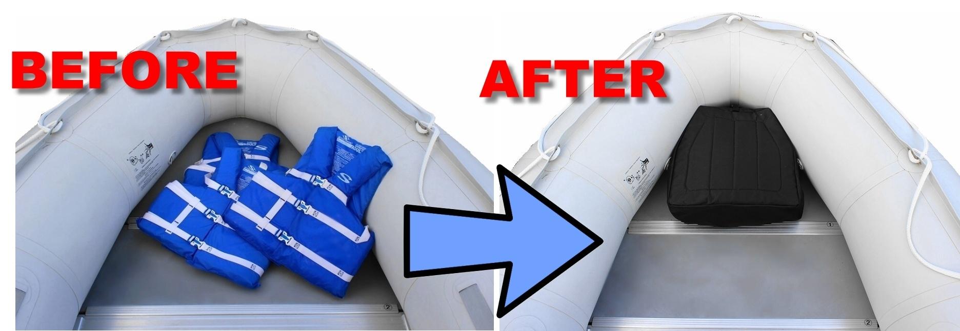 Boatstogo Introduces New Invention Life Jacket Storage