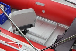 Aluminum Seating Platform For Boats and Rafts