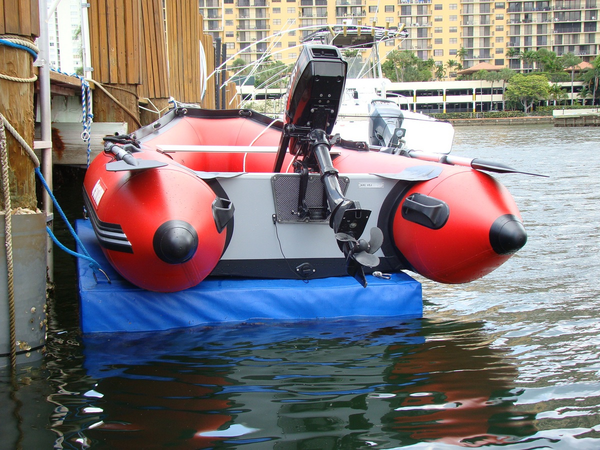 Floating Dock For Kayak, Canoe, Inflatable Boat or Small ...