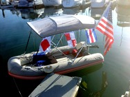 Pictures of AM330 Azzurro Mare Inflatable Boat sumbitted by our customer.