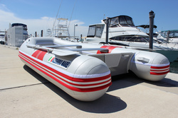 Azzurro Mare 9.6' Premium Inflatable Boat AM290. Click to zoom in.