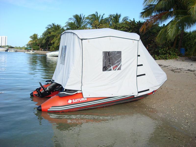 Boat tent specs?
