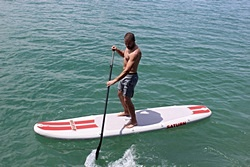 Saturn 11' SOT330 Inflatable Paddle Board SUP. Click on image to zoom in.