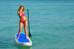 Saturn Inflatable Paddle Boards SUP