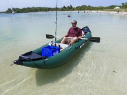 Inflatable Fishing Kayaks FK396.