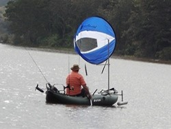 Saturn Fishing Kayak. Click to zoom in.