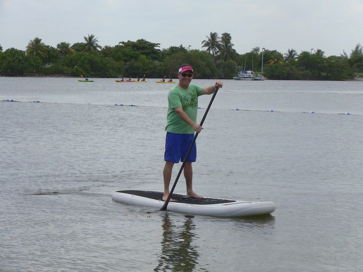 11 Sup Saturn Inflatable Stand Up Paddle Board Isup Sit On Top Kayak Ebay