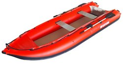 Saturn RED SK385XL Inflatable KaBoat.