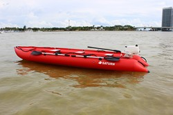 Inflatable KaBoat Crossover SK470