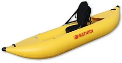 Mini Portable NANO-Size Saturn OK260 Inflatable Kayak