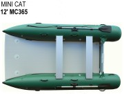 Saturn 12' Mini Cat Inflatable Catamaran.