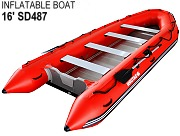 Fire Rescue Inflatable Boats SD487