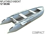 12' Inflatable Crossover KaBoat SK396
