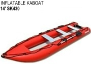 14' Inflatable Crossover KaBoat SK430