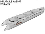 15' Inflatable Crossover KaBoat SK470