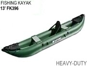 13' Fishing Inflatable Kayaks Starting at $575