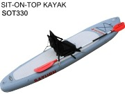Sit-On-Top Inflatable Kayaks