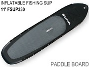 Inflatable Fishing Pro Angler SUP Paddle Board