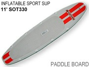 11' Inflatable SUP for Surfing!