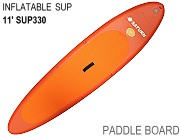 11' Inflatable Touring Paddle Board SUP
