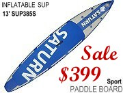 Saturn Sport Inflatable Paddle Boards SUP