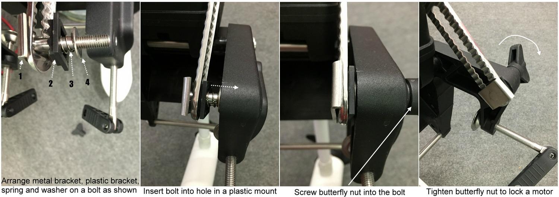 Trolling motors trolling motor lock for Spot lock trolling motors