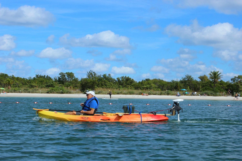Electric Motor For Hobie Kayak