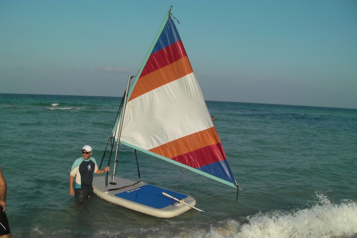 Image Gallery Sail Board
