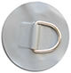 Stainless Steel D-ring. Click on image to enlarge.