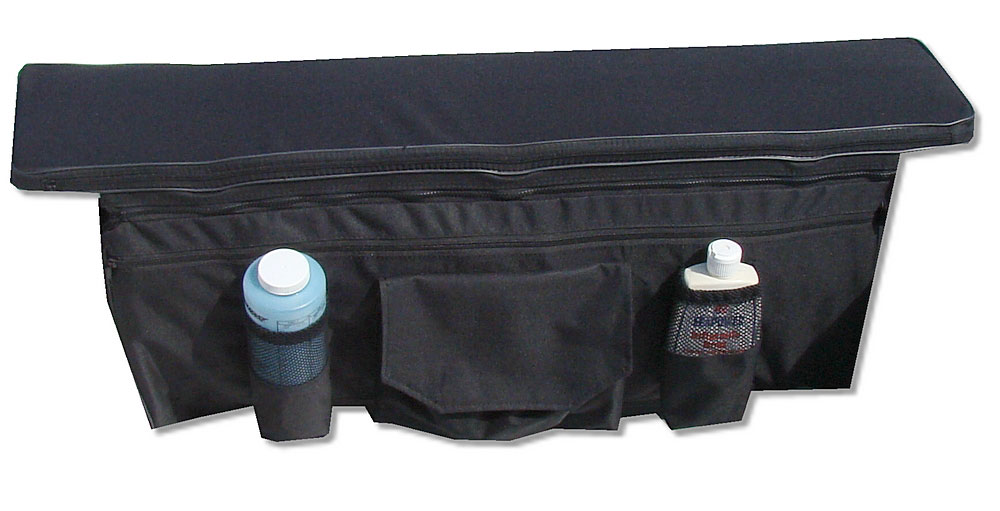 Under Seat Storage Bag W/Cushion