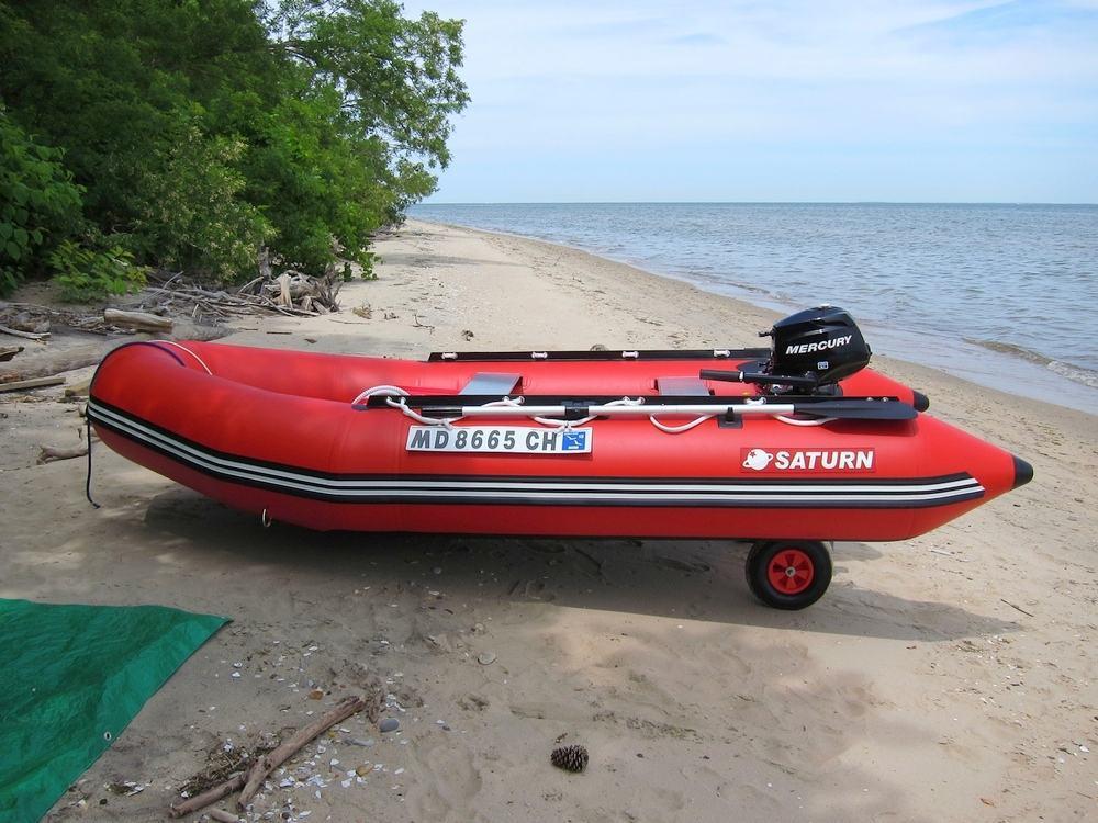 Inflatable Boat Wheels Ebay