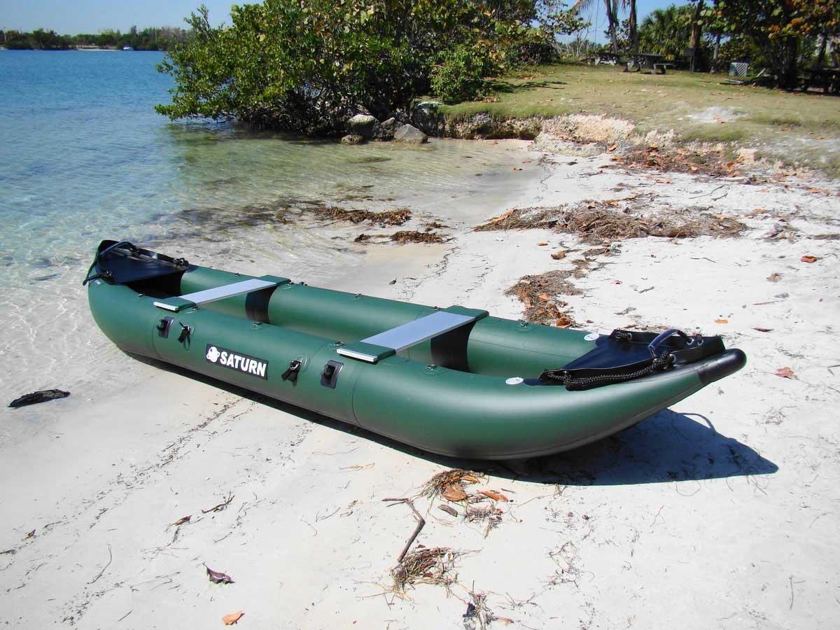 Sea Fishing Inflatable Kayak