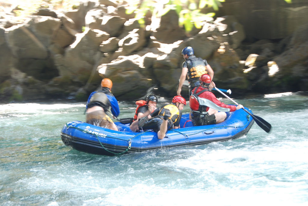 Saturn 13 Inflatable Rafts For Class Iv Whitewater
