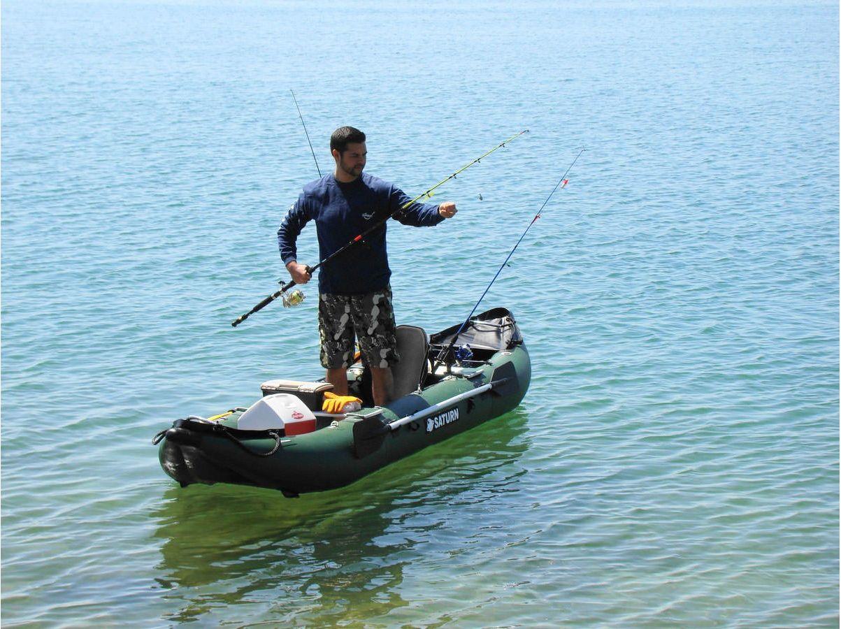 Inflatable kayak for fishing for Cabelas fishing kayak