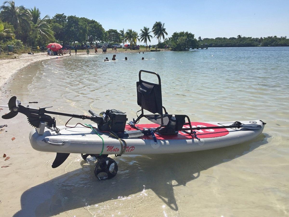 Aluminum Folding Beach Chair Paddle Board Kayak Seat