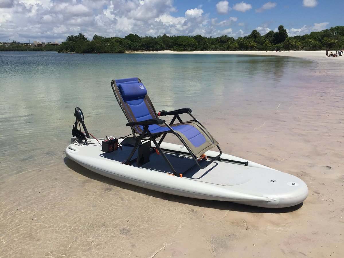 Motosup Xl Extra Wide Motorized Paddle Board Sup