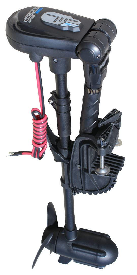 Ultra Light 55 Lbs Brushless Electric Trolling Motor For