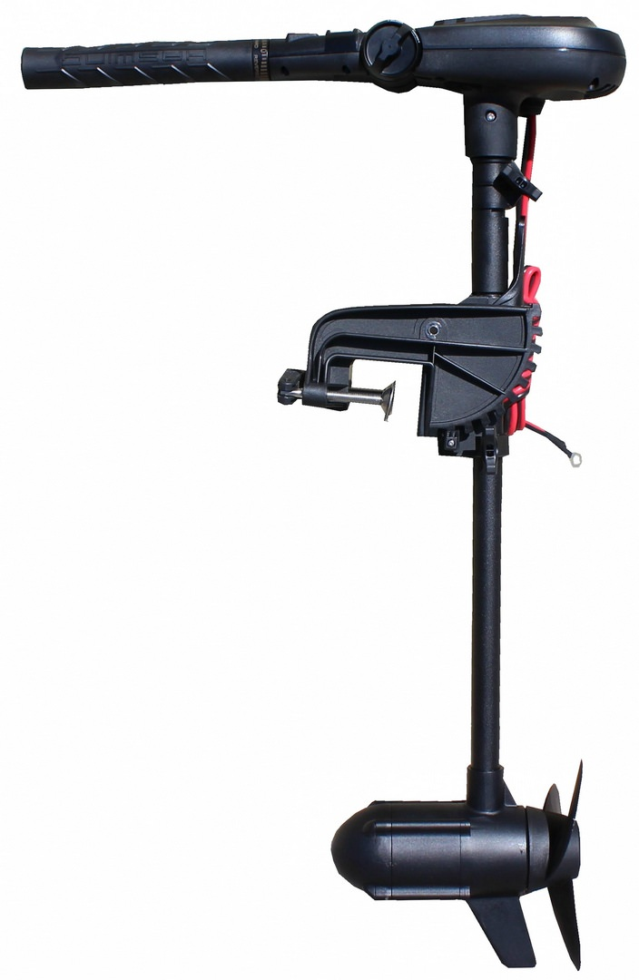 Ultra Light 55 Lbs Brushless Electric Trolling Motor For Kayak Inflatable Boat KaBoat Or Canoe