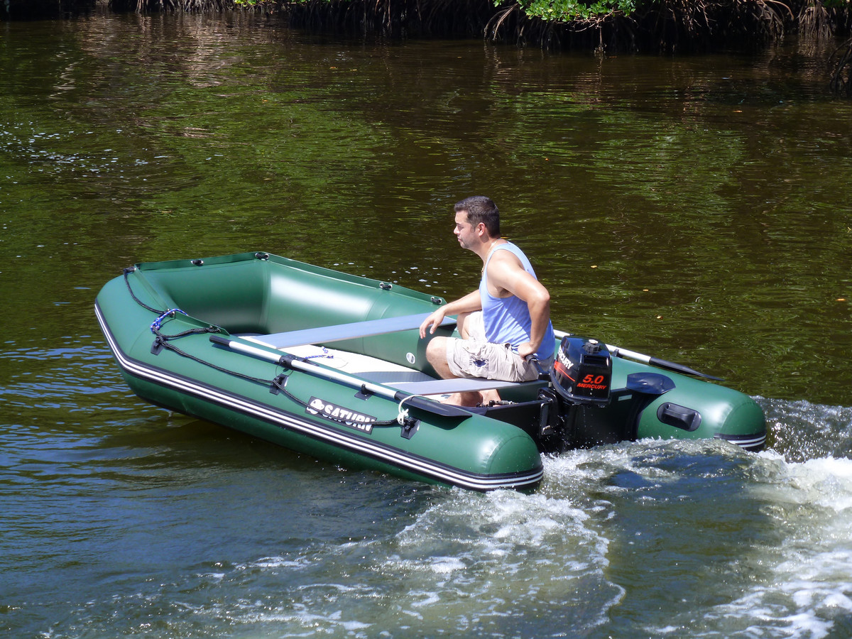 extra wide inflatable fishing boat sd330w only 1029