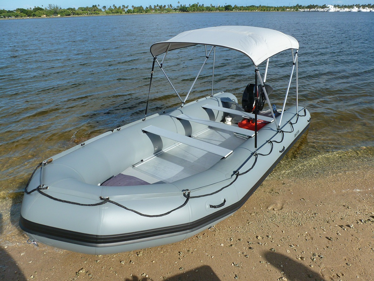 18 Extra Big Saturn Inflatable Heavy Duty Boats