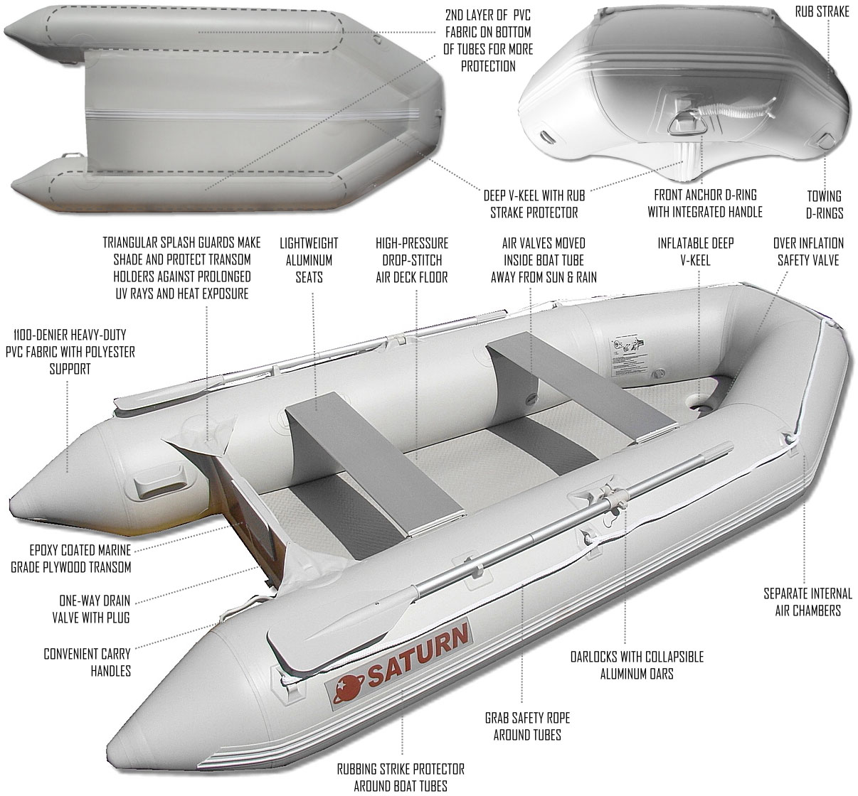 Intex Mariner 4 Modifications And Tips Page 3 Iboats