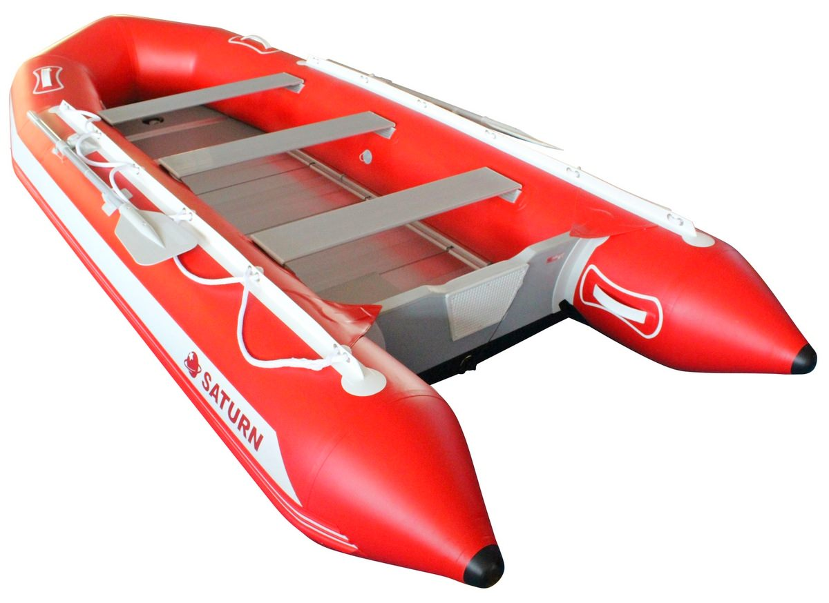 Affordable 13 5 39 Long Saturn Inflatable Motor Boat With