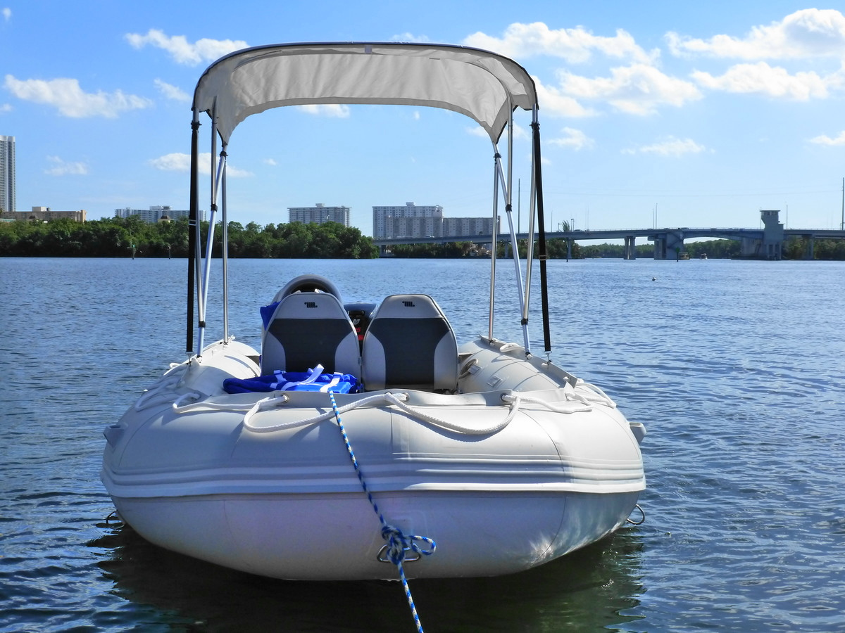 Inflatable Boat Plane Sepla