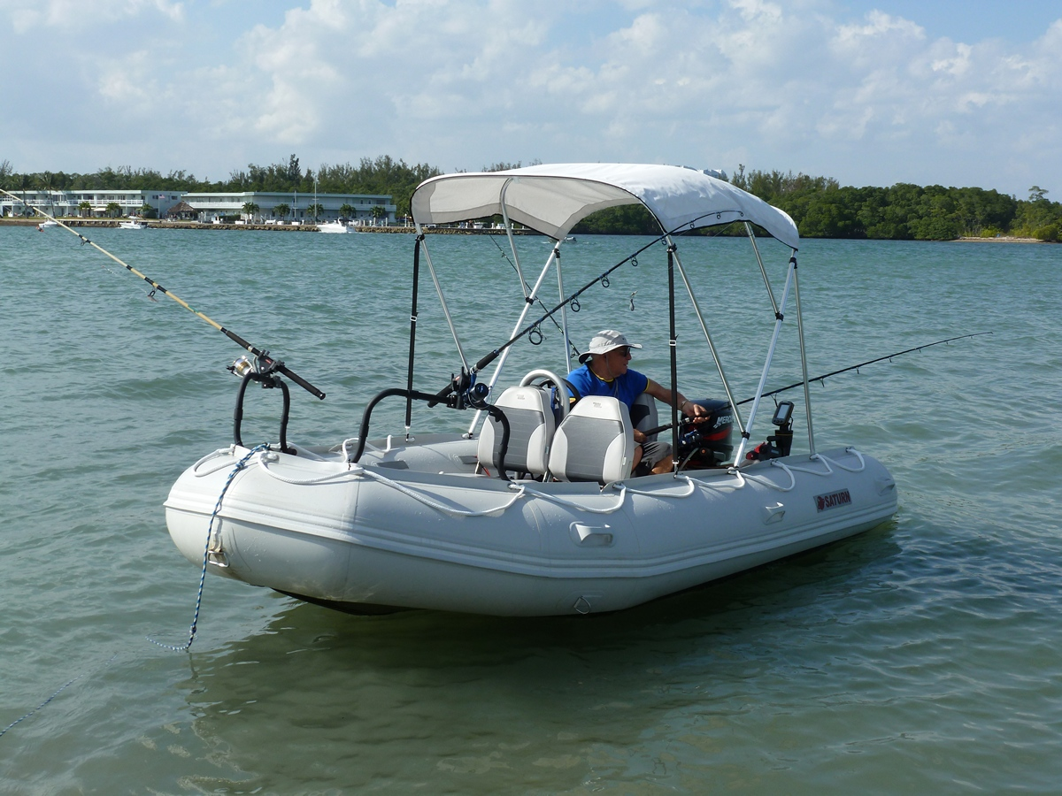 Image gallery inflatable fishing boats for Inflatable fishing pontoon