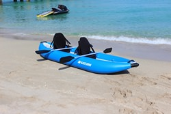 Saturn BK365 Inflatable Kayak