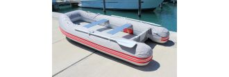Azzurro Mare Inflatable Boats AM365